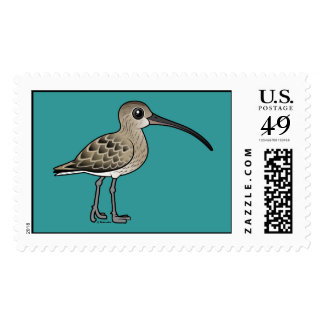Eurasian Curlew Stamps