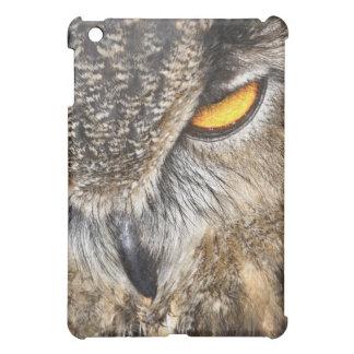Eurasian Eagle Owl (Bubo bubo) Cover For The iPad Mini