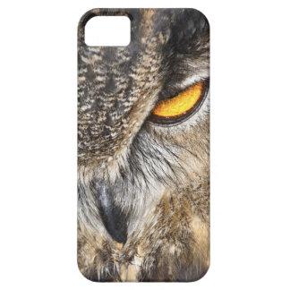 Eurasian Eagle Owl (Bubo bubo) iPhone SE/5/5s Case