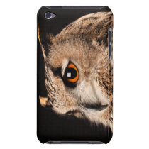 Eurasian Eagle Owl Case-Mate iPod Touch Case