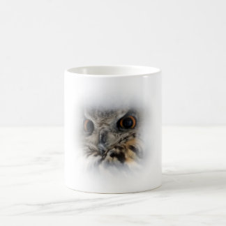 Eurasian Eagle-owl Coffee Mug