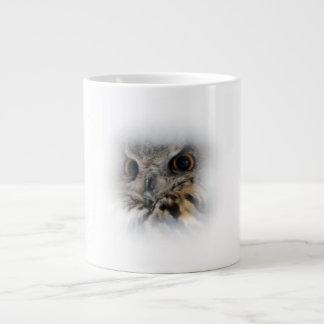Eurasian Eagle-owl Giant Coffee Mug