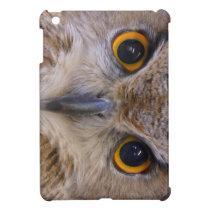 Eurasian eagle-owl iPad mini case