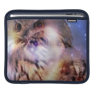 Eurasian Eagle-Owl iPad Sleeve