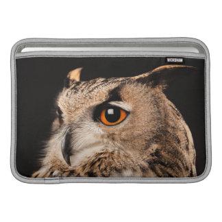 Eurasian Eagle Owl MacBook Air Sleeve