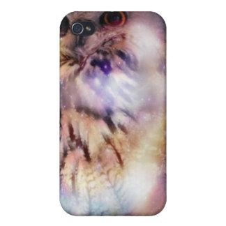 Eurasian Eagle-owl iPhone 4 Case