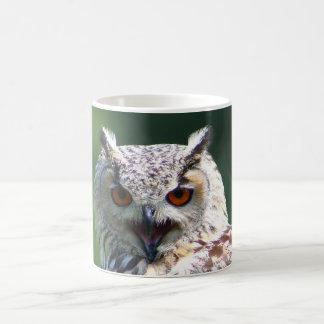 Eurasian Eagle-owl Magic Mug