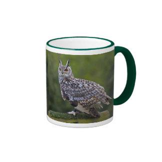 Eurasian Eagle Owl Mug