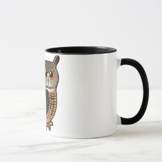 Eurasian Eagle-Owl Mug