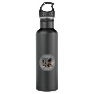 Eurasian Eagle-Owl 24oz Water Bottle