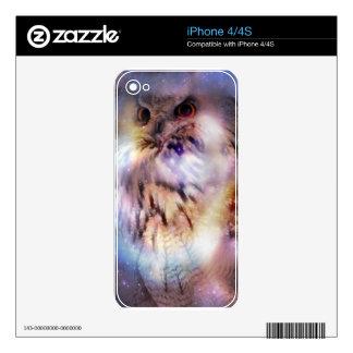 Eurasian Eagle-Owl Phone Skin iPhone 4S Decal
