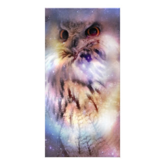 Eurasian Eagle-owl Photo Card