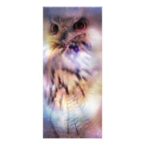 Eurasian Eagle-owl Rack Card