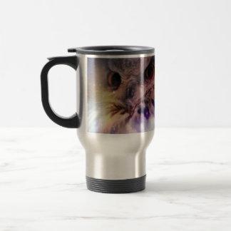 Eurasian Eagle-owl Travel Mug