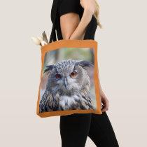 Eurasian Eagle-Owl, Uhu 02.02 Tote Bag