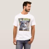 Eurasian Eagle-Owl, Uhu 02.2.o T-Shirt
