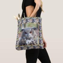 Eurasian Eagle-Owl, Uhu 02.6.6.o Tote Bag