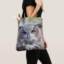 Eurasian Eagle-Owl, Uhu 02 Tote Bag