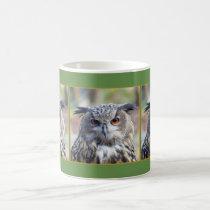 Eurasian Eagle-Owl, Uhu 03.3.o Coffee Mug
