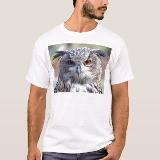 Eurasian Eagle-Owl, Uhu T-Shirt