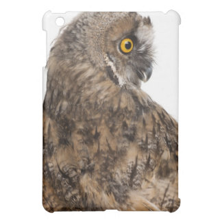 Eurasian Scops-owl - Otus scops (2 months old) iPad Mini Case