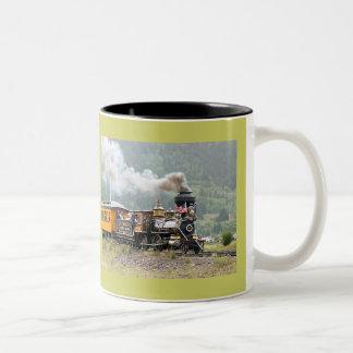 Eureka and Palisade Mug