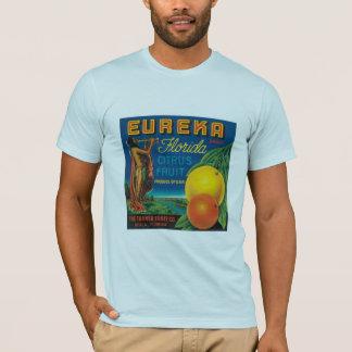 Eureka Brand Florida Citrus Fruit T-Shirt