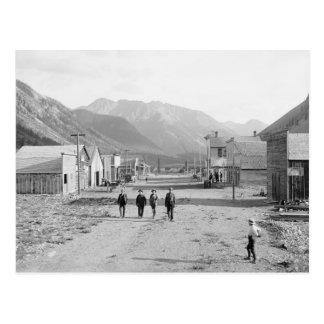 Eureka Colorado, 1900 Postal