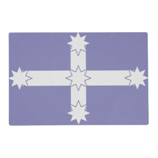 Eureka Flag double-sided Placemat