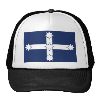 eureka flag trucker hats