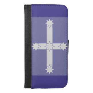 Eureka Flag iPhone 6/6s Plus Wallet Case