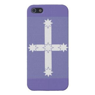 Eureka Flag iPhone SE/5/5s Cover