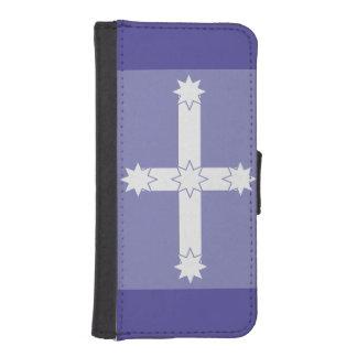 Eureka Flag iPhone SE/5/5s Wallet Case