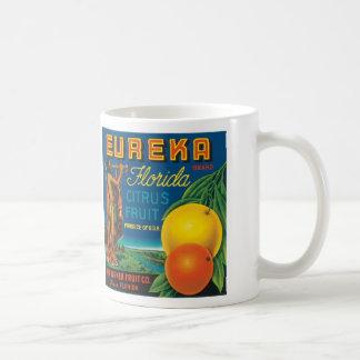 Eureka Florida Citrus Fruit Coffee Mug