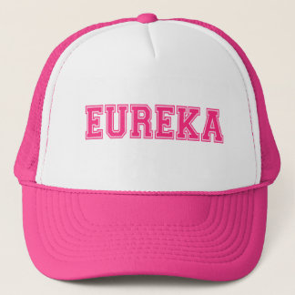 😜💡Eureka-Funny Cool Exclamation Stylish Trucker Trucker Hat