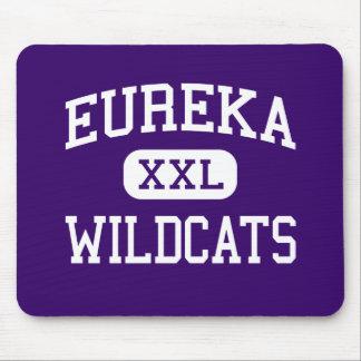 Eureka - gatos monteses - High School secundaria - Alfombrilla De Ratones