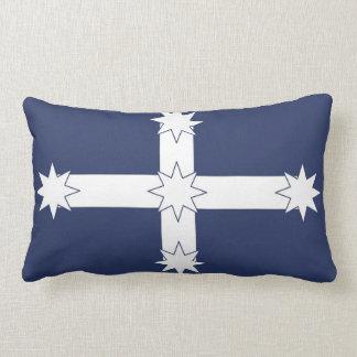 eureka miners battle old flag australia country pillows