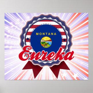 Eureka, MT Poster