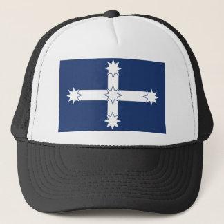 eureka-stockade-Flag Trucker Hat
