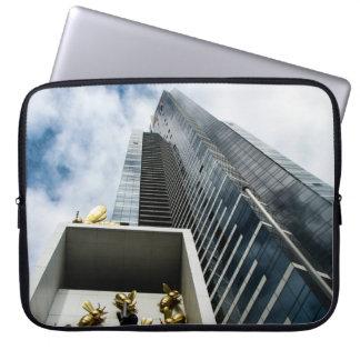 Eureka Tower, Melbourne, Victoria, Australia Computer Sleeve
