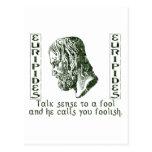 Euripides Postcard
