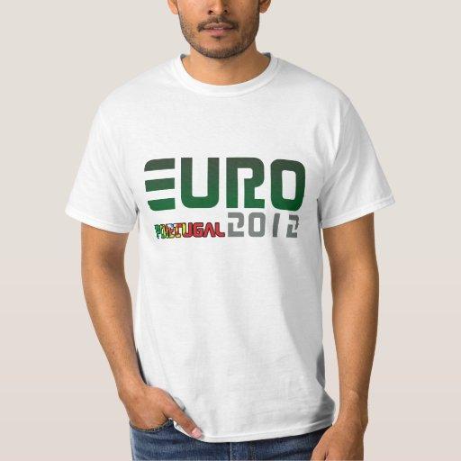 Euro 2012 de Portugal Playeras