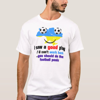 Euro 2012 football championship, Ukraine. T-Shirt