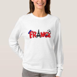 Euro 2012 - France Football Flag Championship Gear T-Shirt