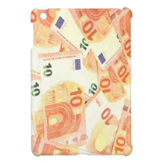 Euro background iPad mini cases