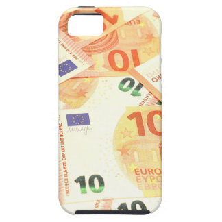 Euro background iPhone SE/5/5s case