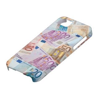 Euro Banknotes iPhone Case iPhone 5 Case