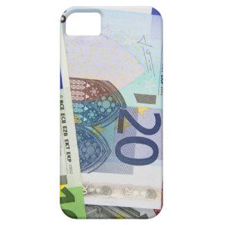 Euro Bills Background iPhone SE/5/5s Case