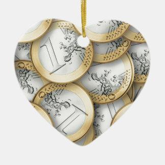 Euro Ceramic Ornament