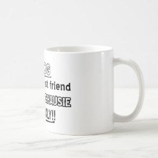 euro chausie cat design coffee mug